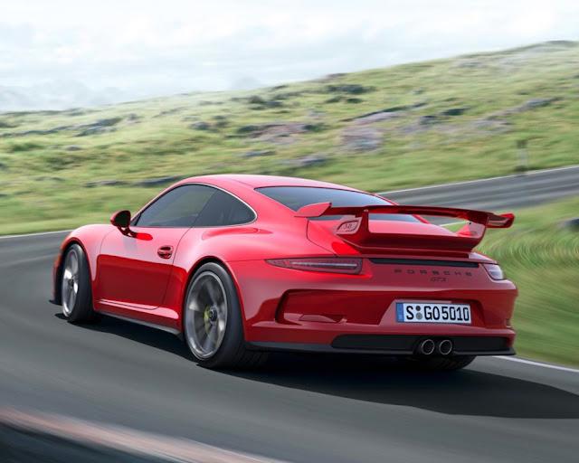 5th-Generation-Porsche 911-GT3