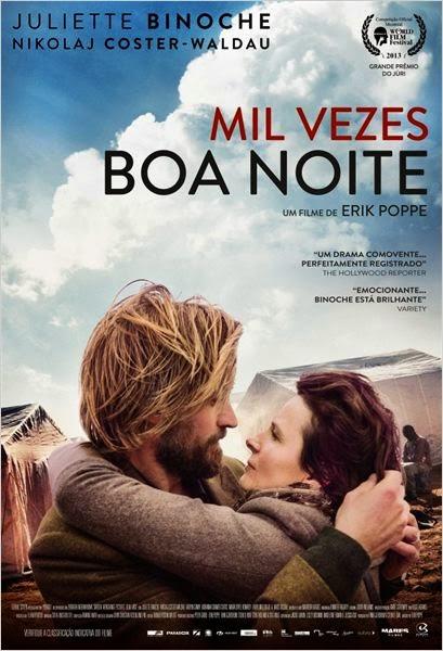 "Poster do filme ""Mil Vezes Boa Noite"""