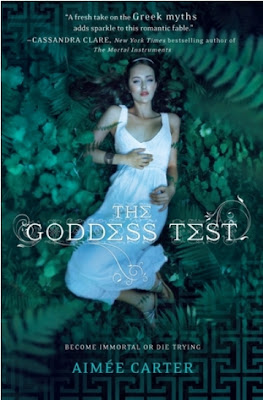 Book Reviews: The Goddess Test and The Goddess Hunt by Aimee Carter!