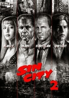 ver Sin City 2: A dame to kill for / Ciudad del pecado 2: Una dama por la que matar (2014)