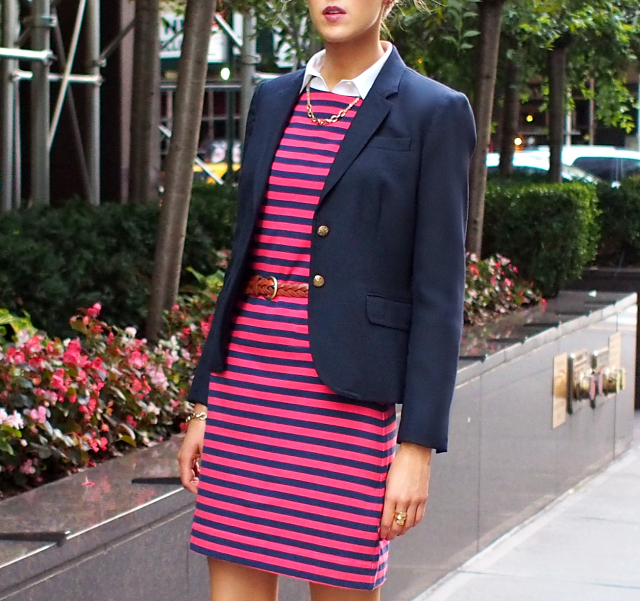 Back to school memorandum nyc fashion lifestyle blog for the working girl - Brooks brothers corporate office ...