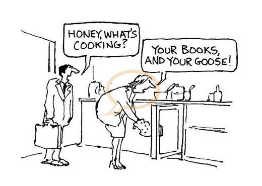 Accountant Cartoon8