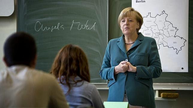 La  buena educación en Alemania