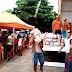 Prefeitura de Barreirinha e governo do Estado distribuem cestas básicas para os desabrigados