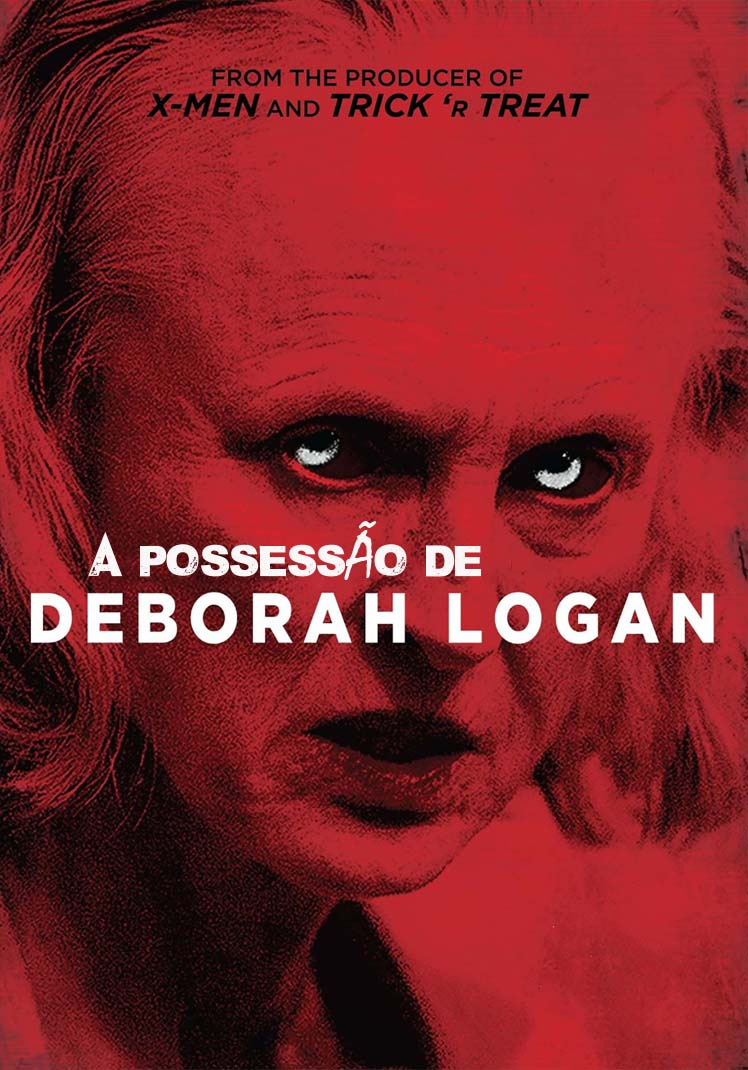 A Possessão De Deborah Logan Torrent - Blu-ray Rip 720p e 1080p Dual Áudio (2015)