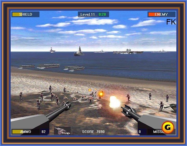 beach head game free download