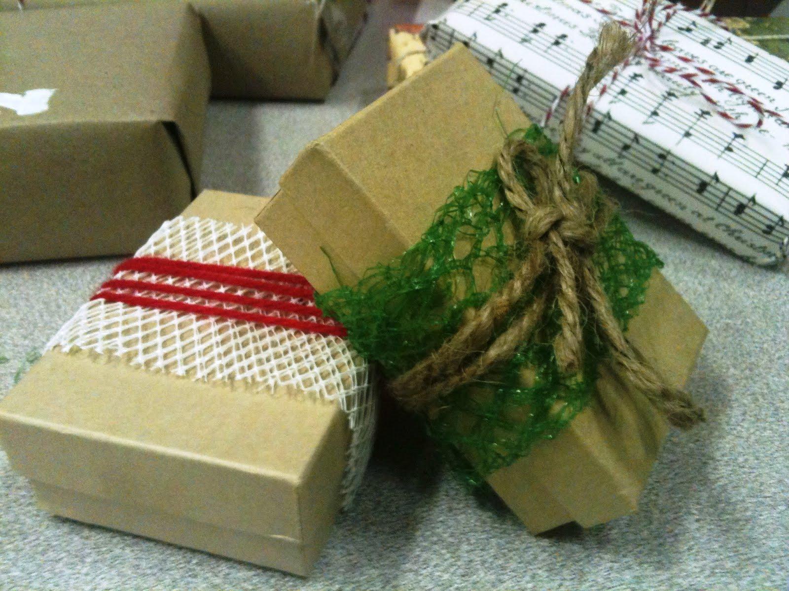 Ecomania blog envoltorios de regalo creativos - Envoltorios para regalos ...