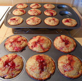 Two Tins of Muffins