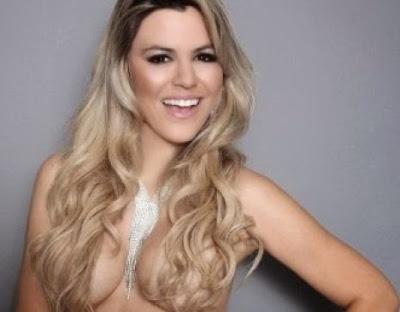 Ensaio Sensual da Ex Panicat Tania Oliveira