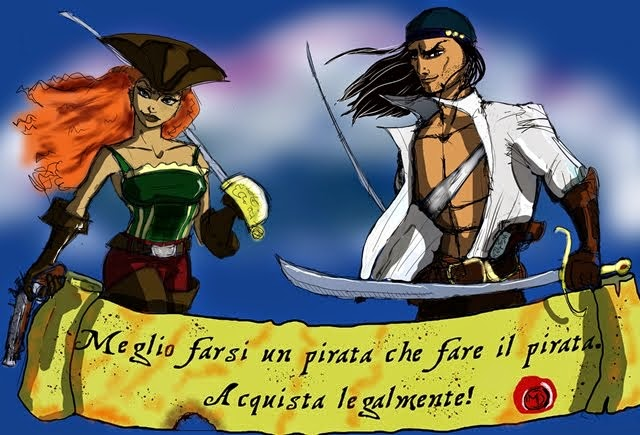 Blog Contro la Pirateria!