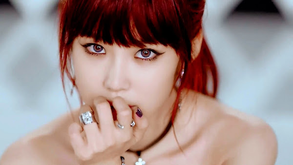 SECRET Hyosung I'm In Love