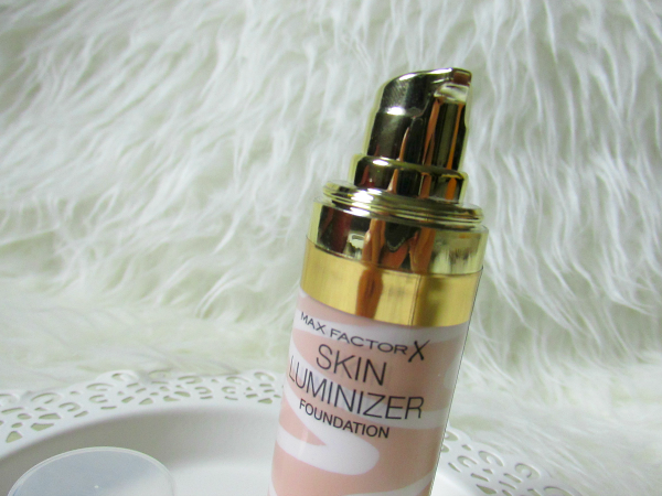 MaxFactor Skin Luminizer Foundation - 30ml - 14.99 Euro