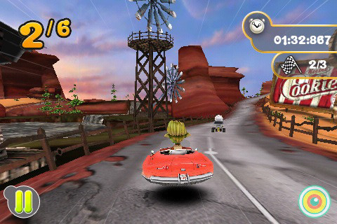 planet racer 3