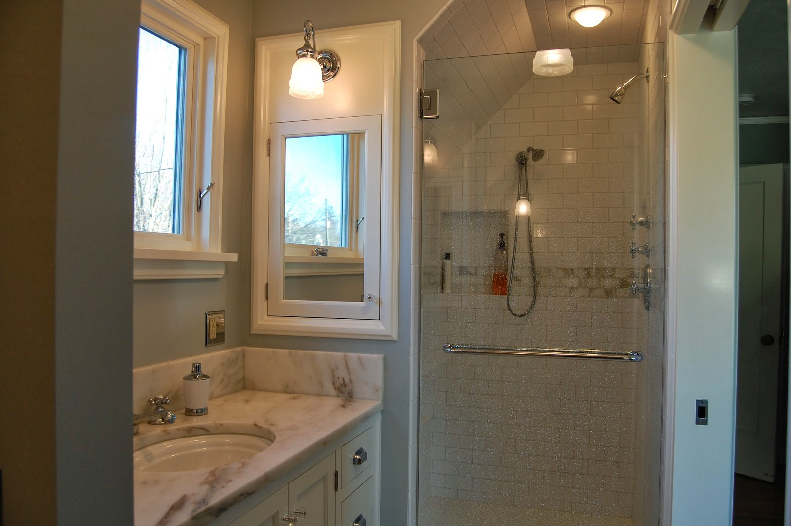 Walk in shower design homemaking interludes Walk in shower designs