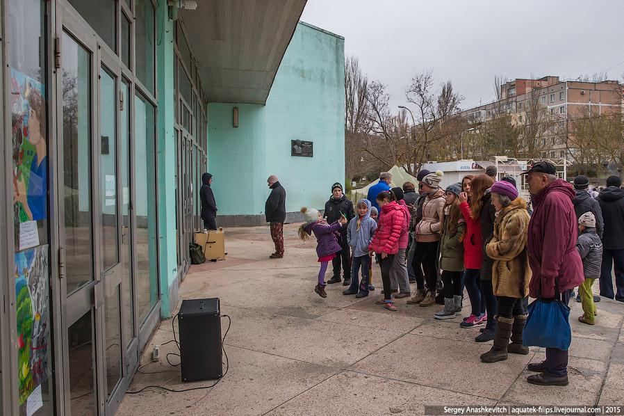 Как на самом деле живет Крым без света