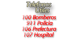 TELEFONOS UTILES