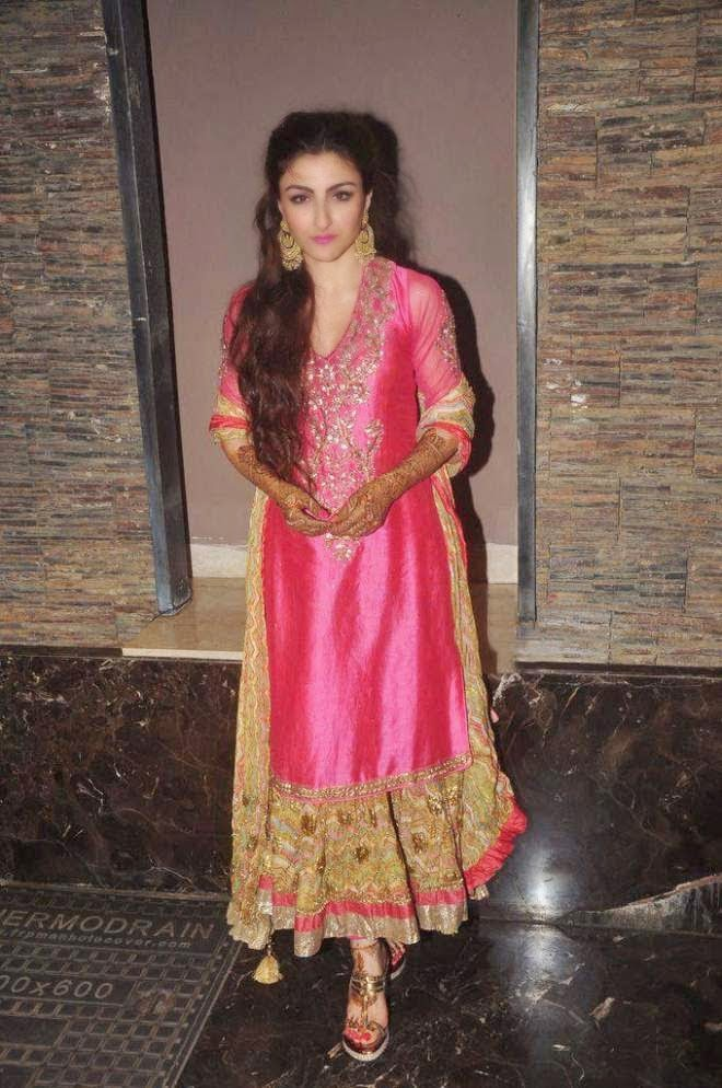 Soha Ali Khan Wedding Photos