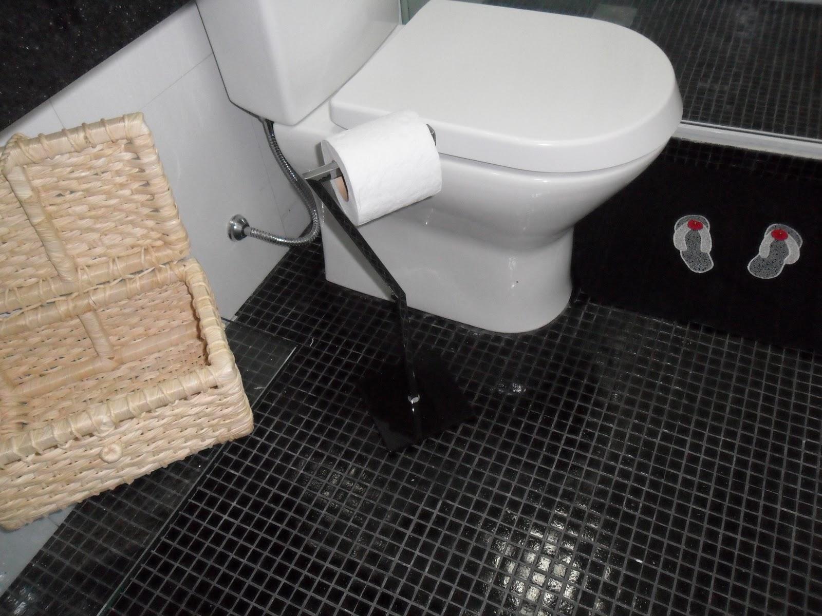 Antes e Depois do Apê Meu Banheiro Decorado e  -> Meu Banheiro Decorado