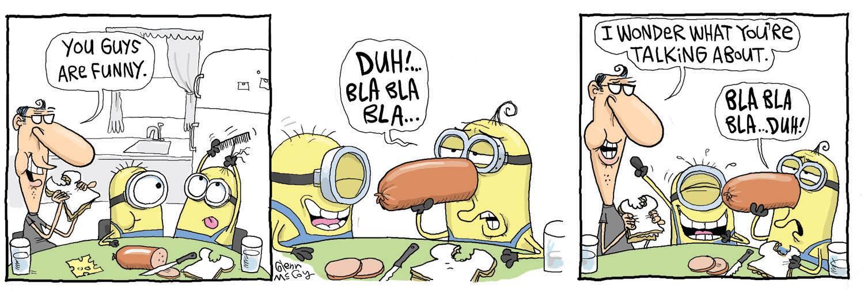 La Nuez: Humor con los Minions