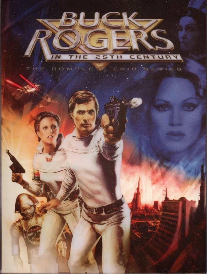 """""""Buck Rogers en el siglo XXV"""""""