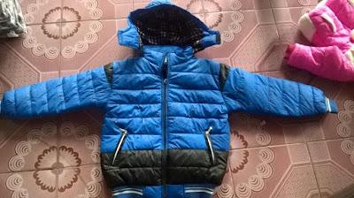 Thanh lý áo khoác trẻ em TL102