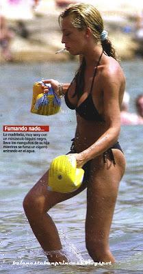 bikini joven belen esteban gigarro