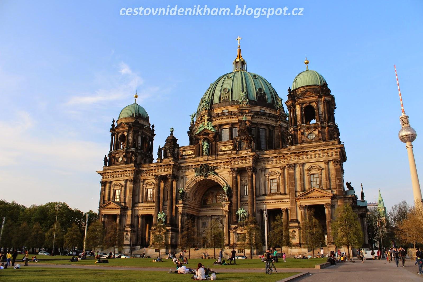Berlínská katedrála // Berlin cathedral
