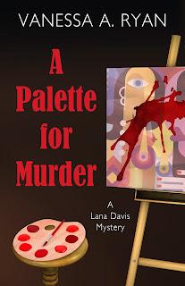 http://www.amazon.com/Palette-Murder-Lana-Davis-Mystery-ebook/dp/B00WX3O5LM/ref=sr_1_1_twi_2_kin?ie=UTF8&qid=1431205736&sr=8-1&keywords=vanessa+a+ryan