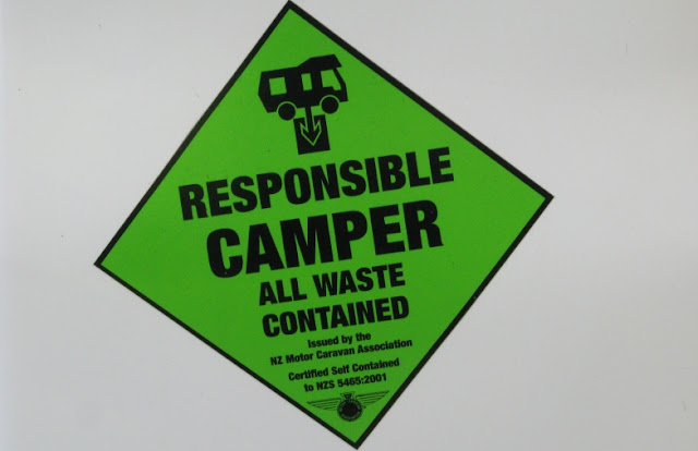 Sørg for at være en ansvarlig autocamperrejsende, så du kan bruge Freedom Camping.