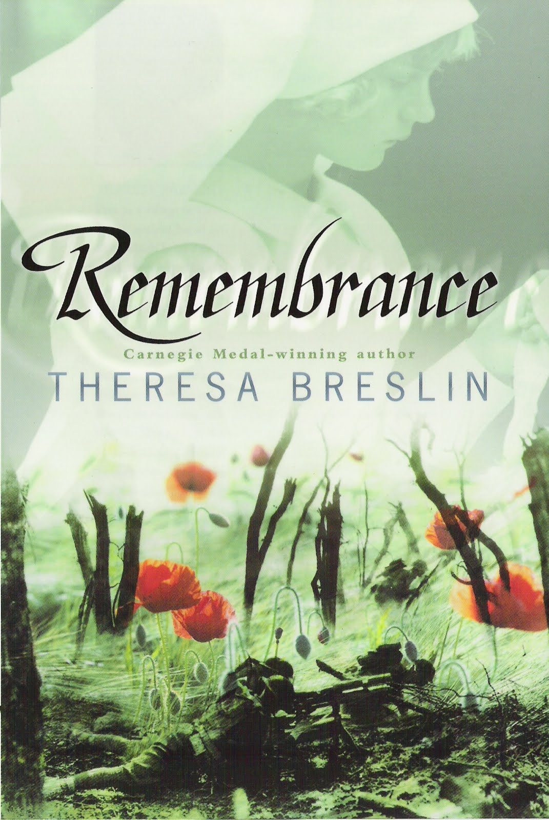 remembrance essay by theresa breslin Remembrance is non-fiction book by theresa breslin remembrance is a heart warming book with a bit of romance and a lot of passion.