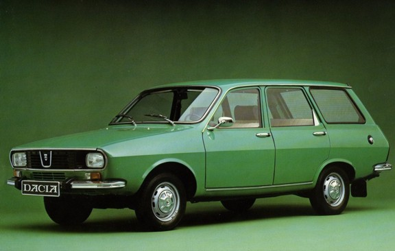 Romanian Car Dacia 1300 Brake model