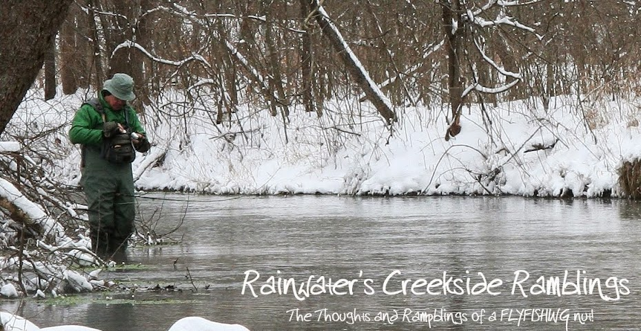 Rainwater's Creekside Ramblings