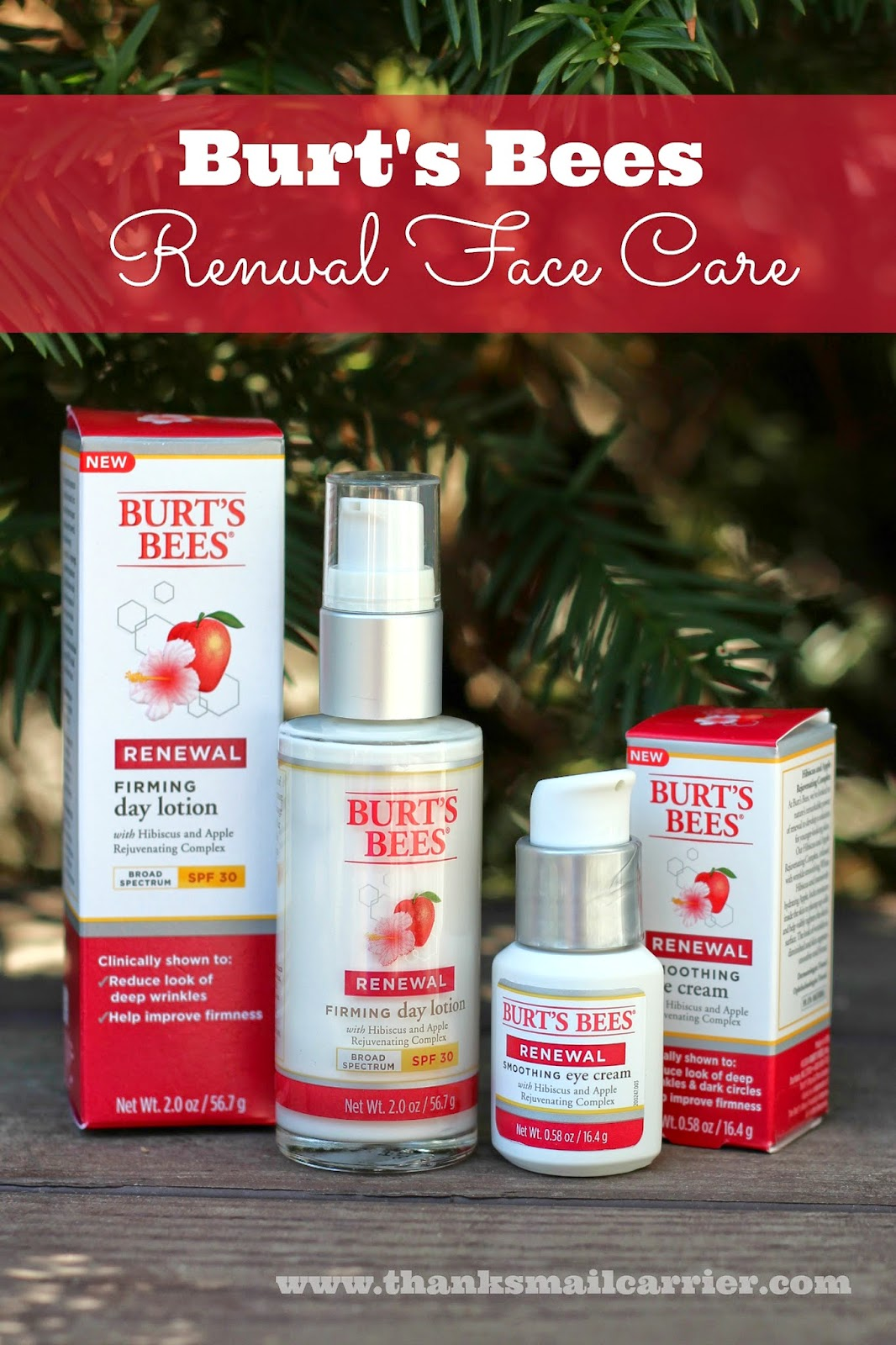Burt's Bees Renewal review