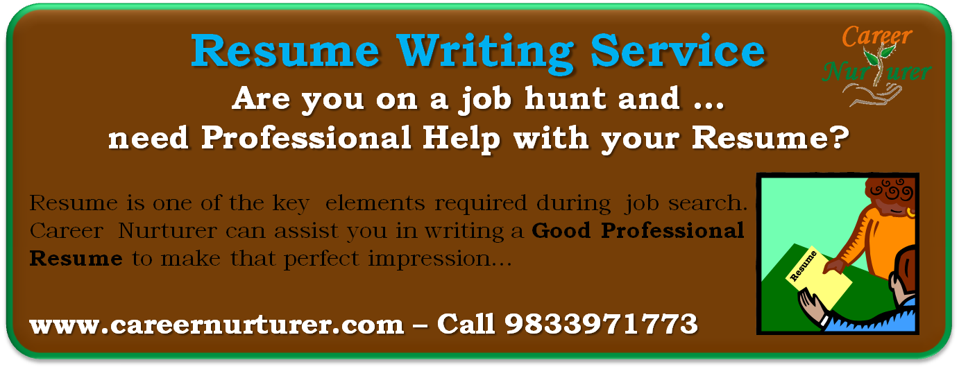 Professional Resume Writing Service in Mumbai
