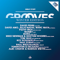 Great Stuff Grooves Winter Edition