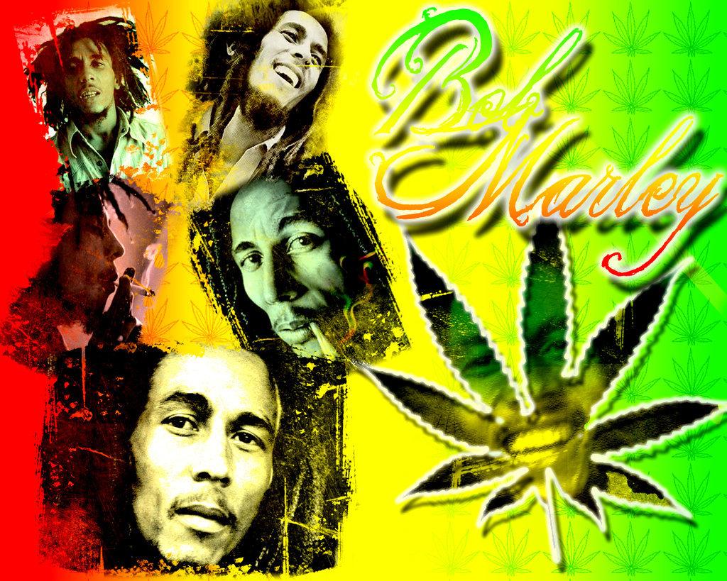 Micaelly Costa: Imagens e frases de Bob Marley