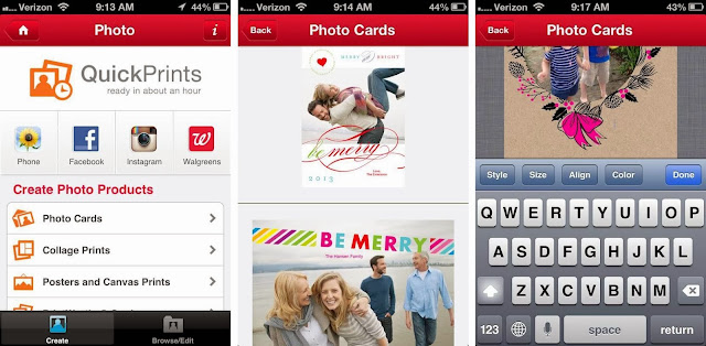 Lines Across Reviews Printing Holiday Cards With The