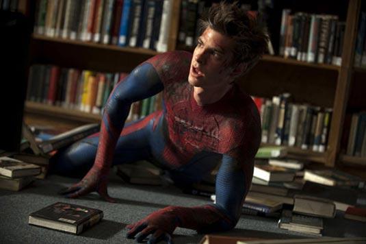 Spiderman ala Andrew dan Maguire