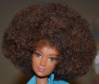 Tutoriel: comment transformer les cheveux de votre Barbie en cheveux afro?