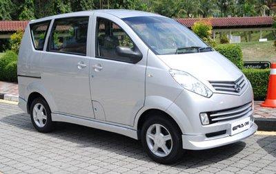MPV Car