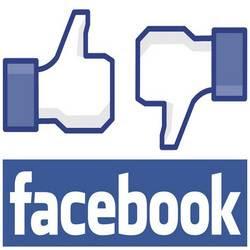 Facebook: curtir e não curtir.