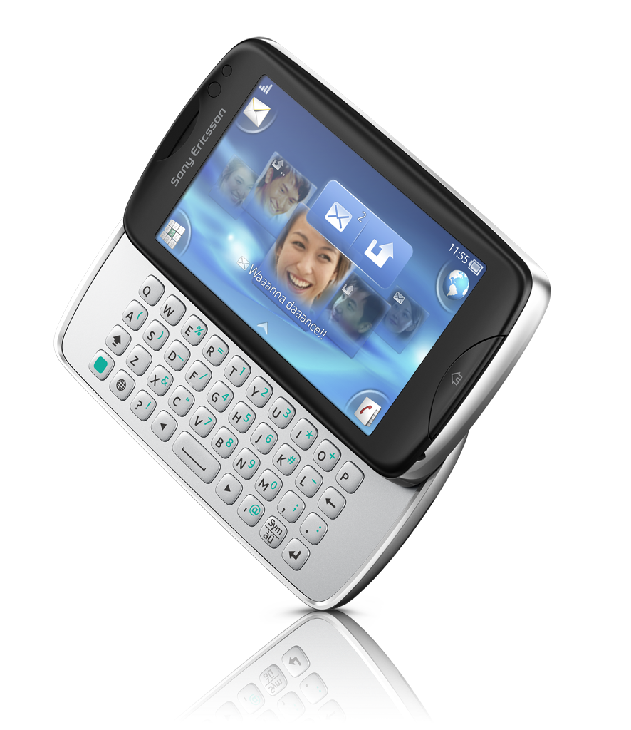 NOWE TECHNOLOGIE: Sony Ericsson przedstawia fanom dwa nowe ...