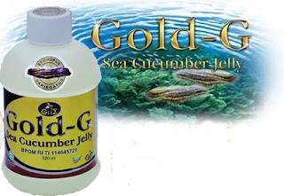 Gold-G Obat Kanker Serviks Alami
