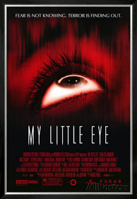 My Little Eye movie poster