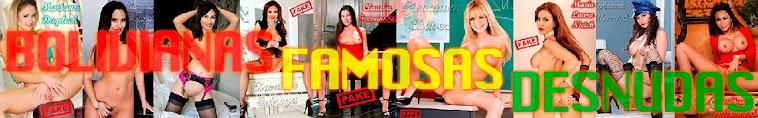 Bolivianas Famosas Desnudas