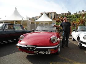 """Alfa Romeo Spider 1.6 """" Rubber Tail """""""