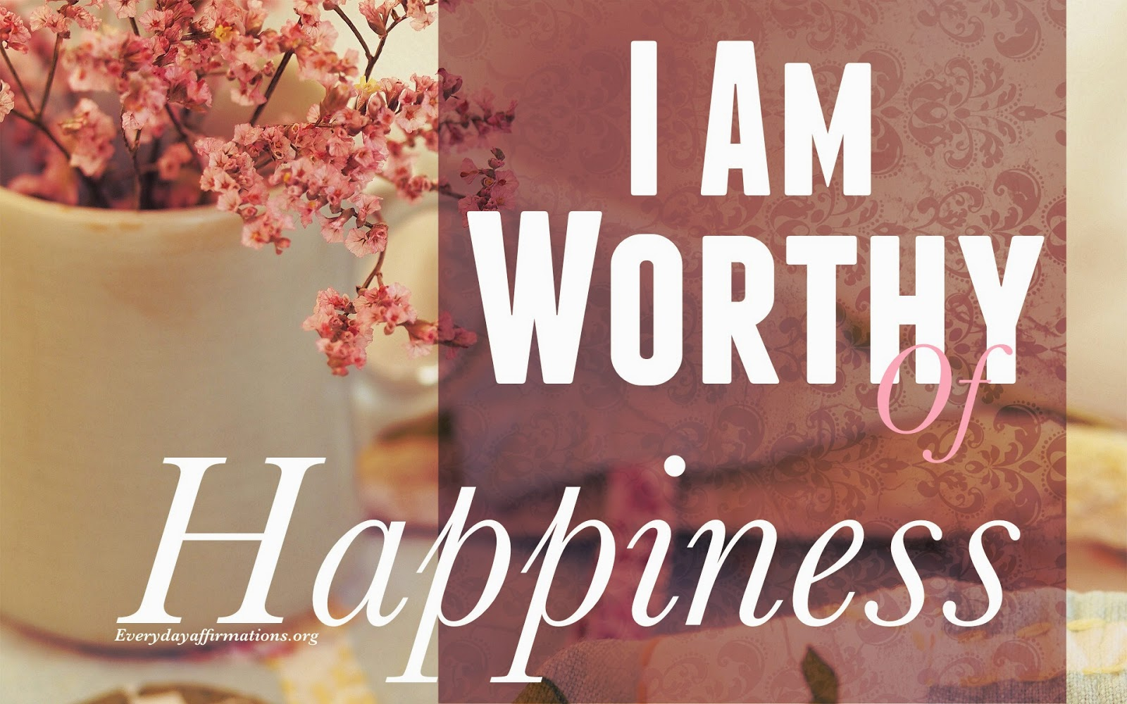 weekly positive affirmations wallpaper