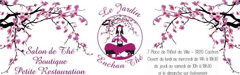 Le Jardin Enchan'thé