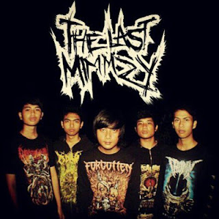 The Last Mimmzy Band Deathcore Denpasar Bali Indonesia Foto Logo Font Wallpaper
