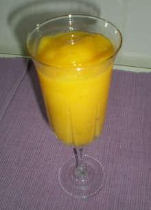 Naranjas de origen c mo hacer un refrescante sorbete de - Como hacer sorbete de cava ...
